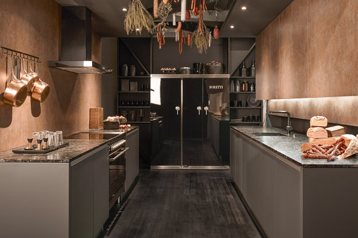 Inthuis Keuken Interieur